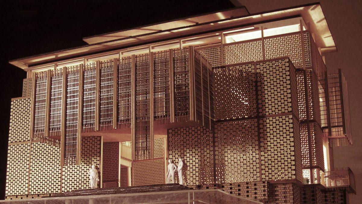 POST-TSUNAMI HOUSING