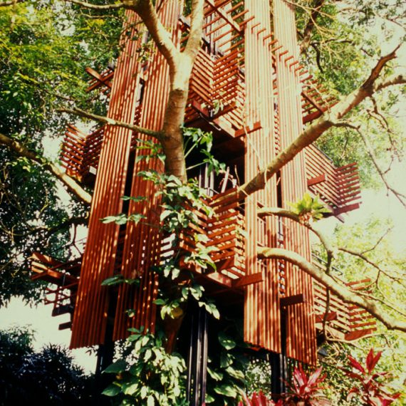 LEE TREEHOUSE, GALLOP PARK, SINGAPORE